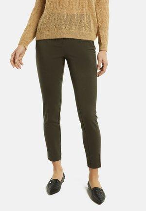 Trousers - verde