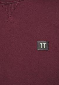 Les Deux - PIECE - Mikina - bordeaux - 6