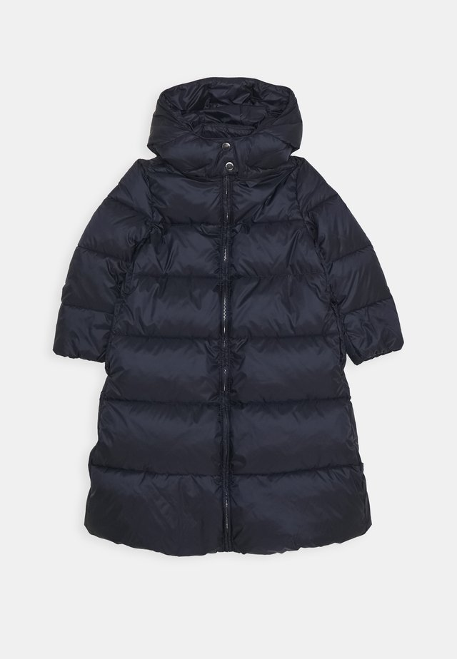 Winter coat - blue navy