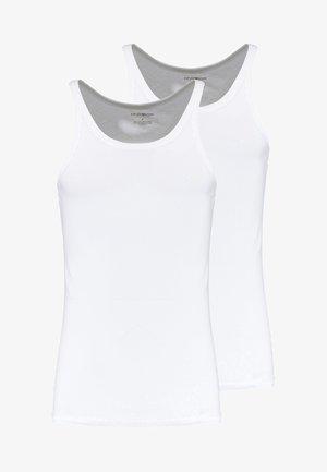 2 PACK - Camiseta interior - white