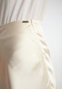 DreiMaster - Áčková sukně - champagner - 3