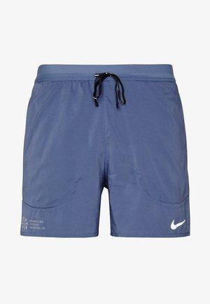 FLEX STRIDE - Sports shorts - diffused blue/reflective silver