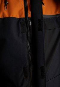 Wearcolour - ROAM JACKET - Snowboardjakke - black - 4