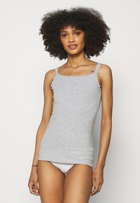 Marks & Spencer London - 2 PACK - Undershirt - grey mix - 0