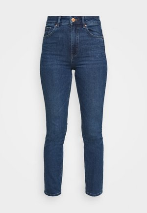 SLIM - Jeans slim fit - blue denim