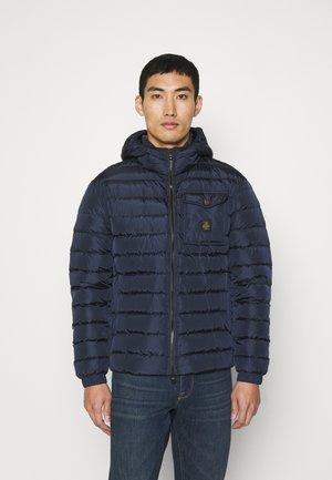 HUNTER JACKET - Down jacket - dark blue