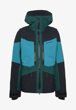 GRAVITY - Ski jacket - deep aqua