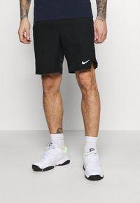 Nike Performance - Korte broeken - black/white - 0