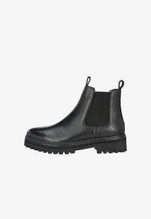 JULENA - Korte laarzen - schwarz