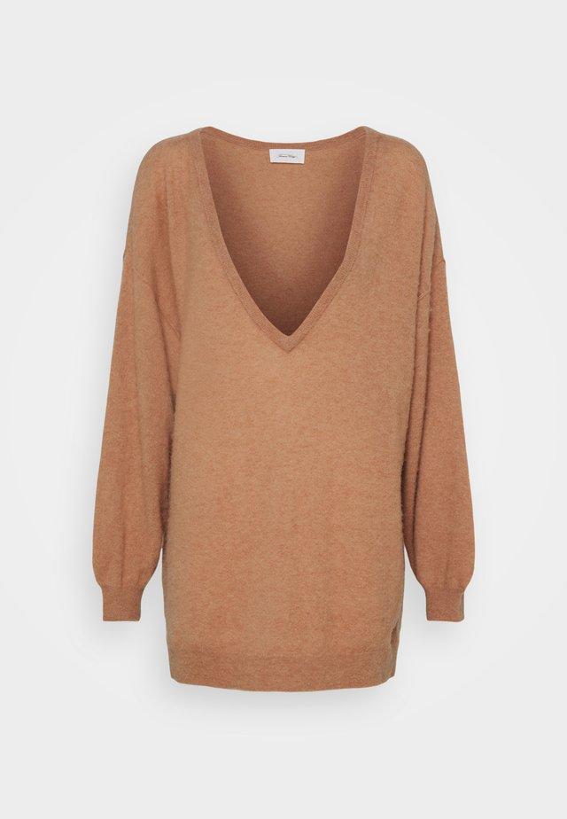 KYBIRD - Pullover - beige