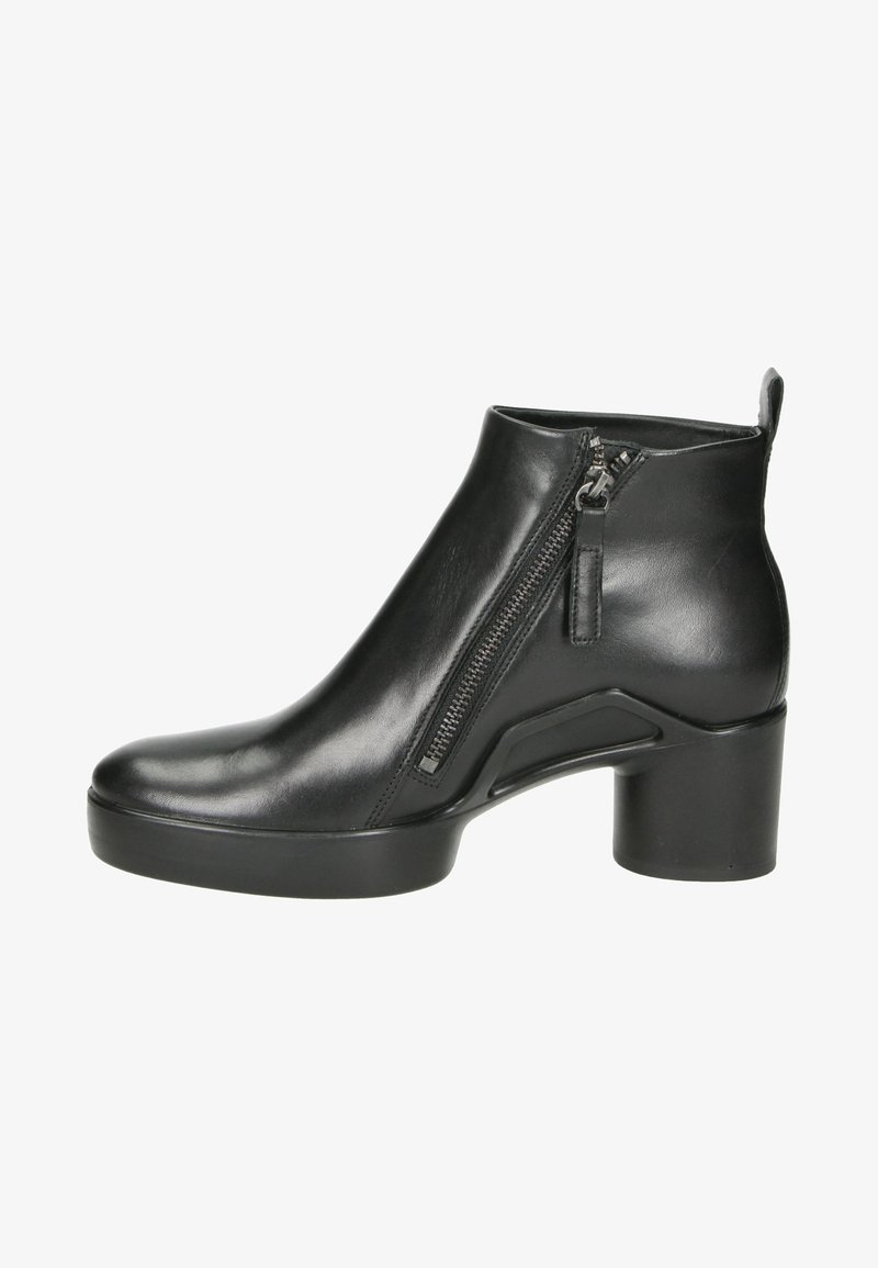 ECCO - SHAPE SCULPTED MOTION 35 - Korte laarzen - zwart