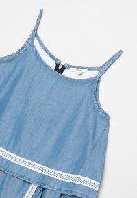 Esprit - Denim dress - blue light wash/blue - 2