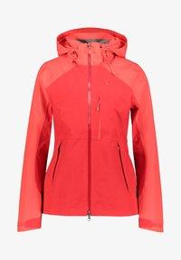 "Schöffel - DAMEN ""PADON L"" - Outdoor jacket - rot (500) - 0"