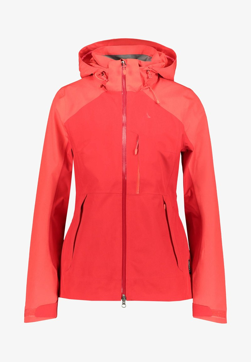 "Schöffel - DAMEN ""PADON L"" - Outdoor jacket - rot (500)"