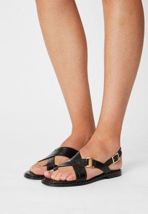 HANAH - Sandaler - noir