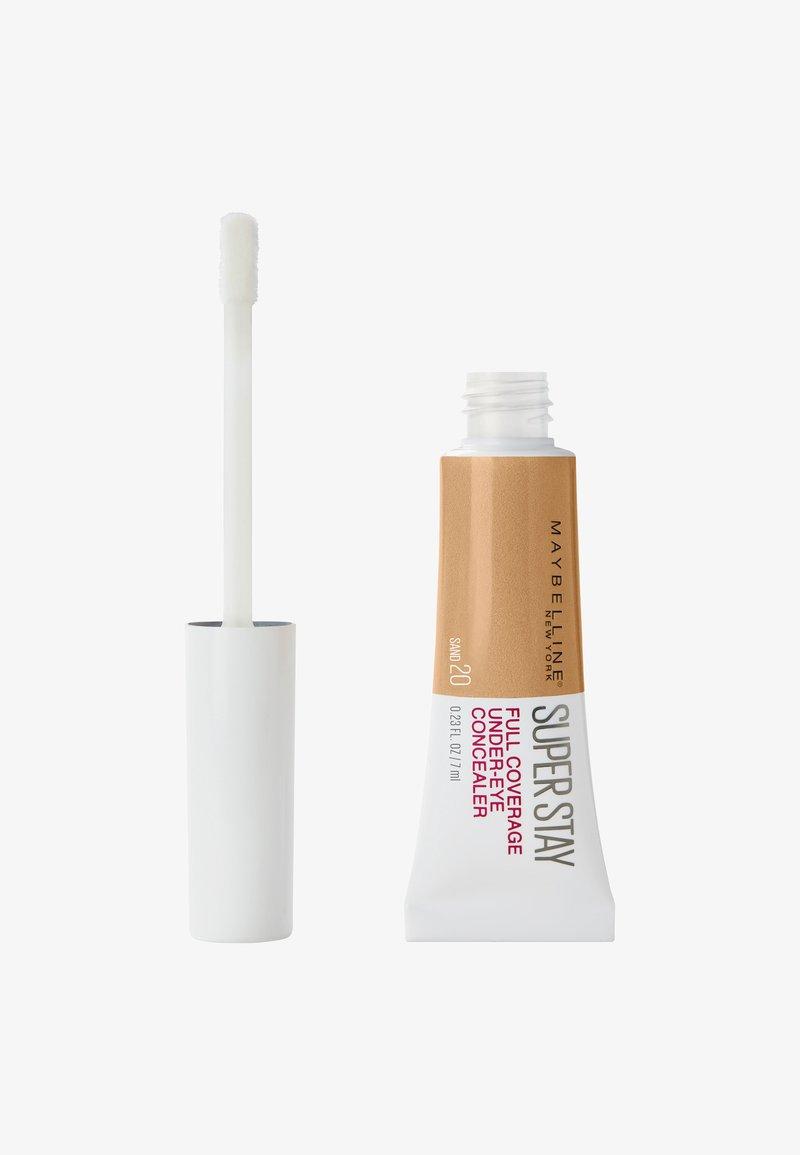Maybelline New York - SUPER STAY UNDER-EYE CONCEALER - Concealer - 20 sand