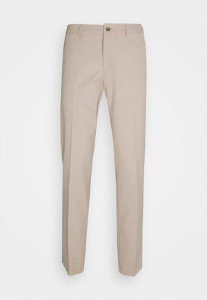 GRANT STRETCH PANTS - Chino - sand grey