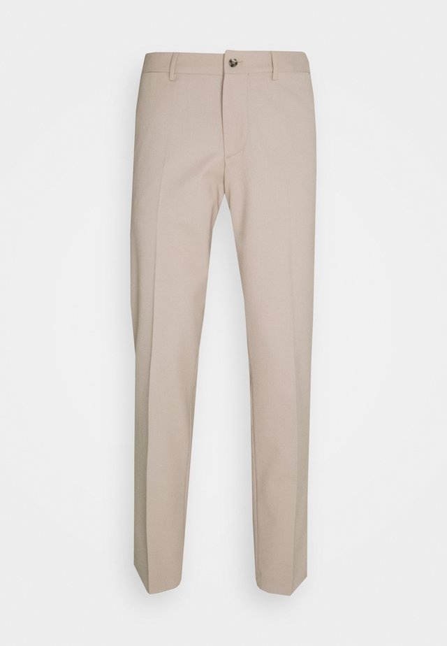 GRANT STRETCH PANTS - Chino - sand grey