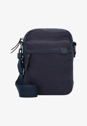 SIMON CROSSBAG - Sac bandoulière - blue