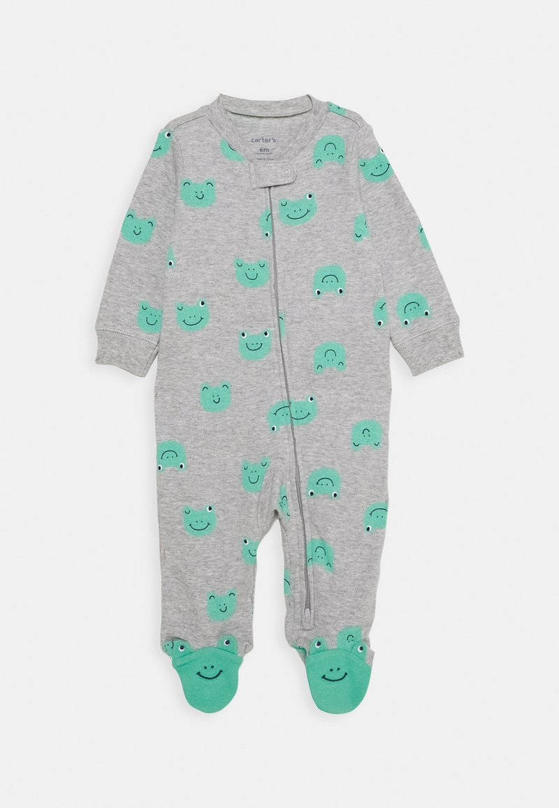 Carter's - FROGS - Pyjamas - gray