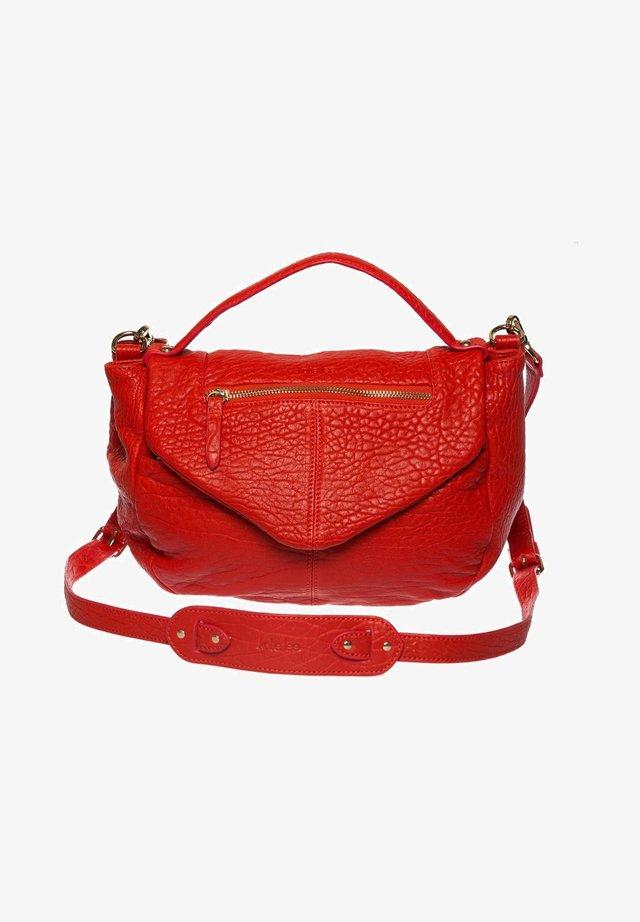 Handtas - rouge
