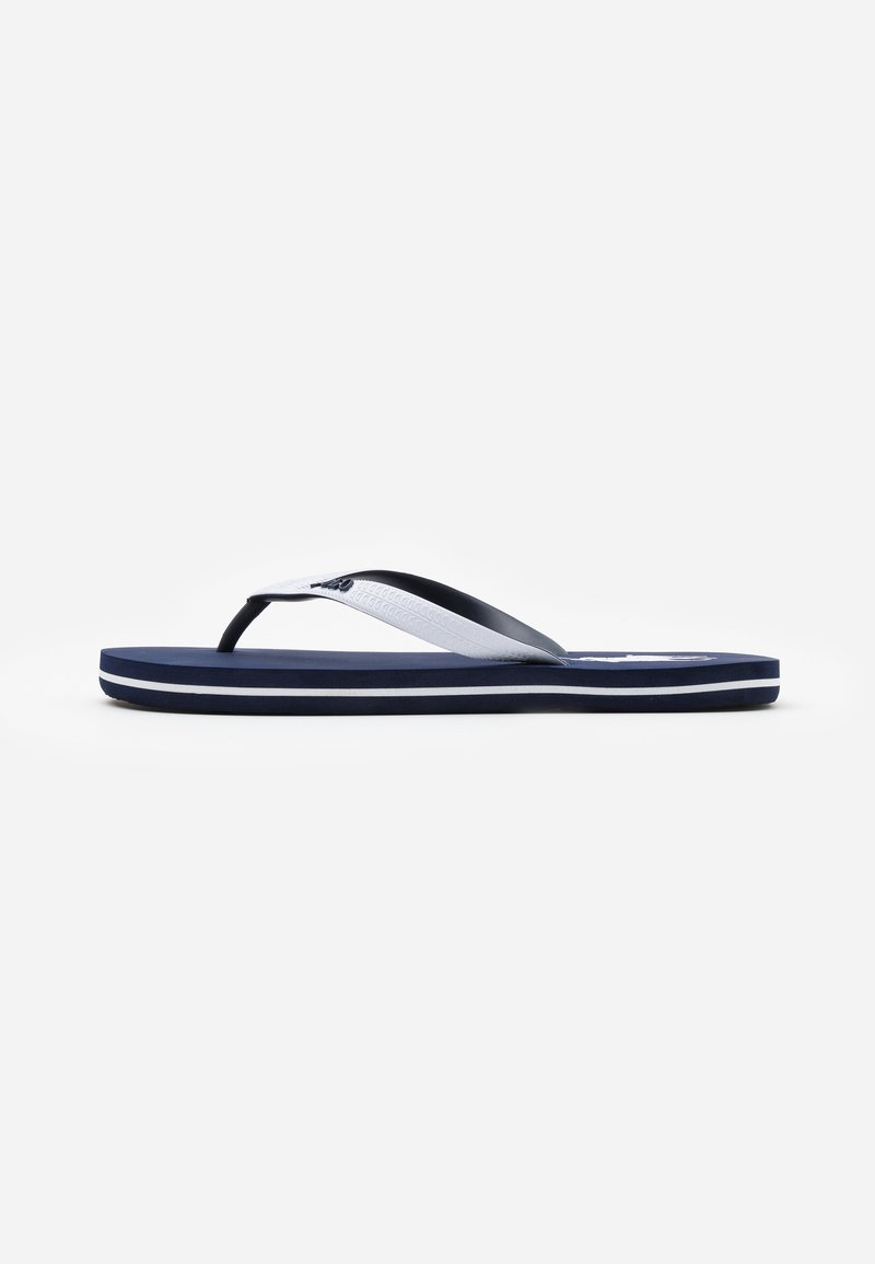 Polo Ralph Lauren - Pool shoes - navy/white