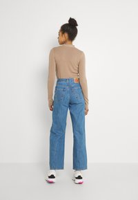 Levi's® - HIGH WAISTED STRAIGHT - Jeans relaxed fit - joe stoned - 2