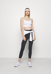 Sweaty Betty - GRAVITY 7/8 RUNNING LEGGINGS - Leggings - black - 1