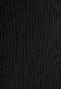 Selected Femme Tall - SLFCOSTINA ROLLNECK - Jumper - black - 2