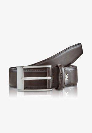 SHADE - Belt business - dark brown