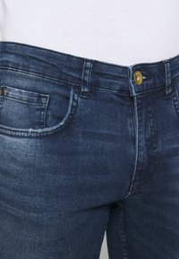 Redefined Rebel - LYON - Jeans Skinny Fit - dark denim - 4