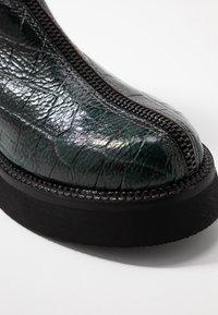 MJUS - Platform ankle boots - lichene - 2