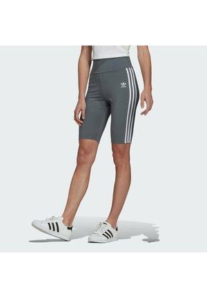 SHORT TIGHTS - Shorts - blue oxide