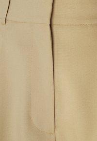 Weekday - ZINC TROUSER - Trousers - beige - 2