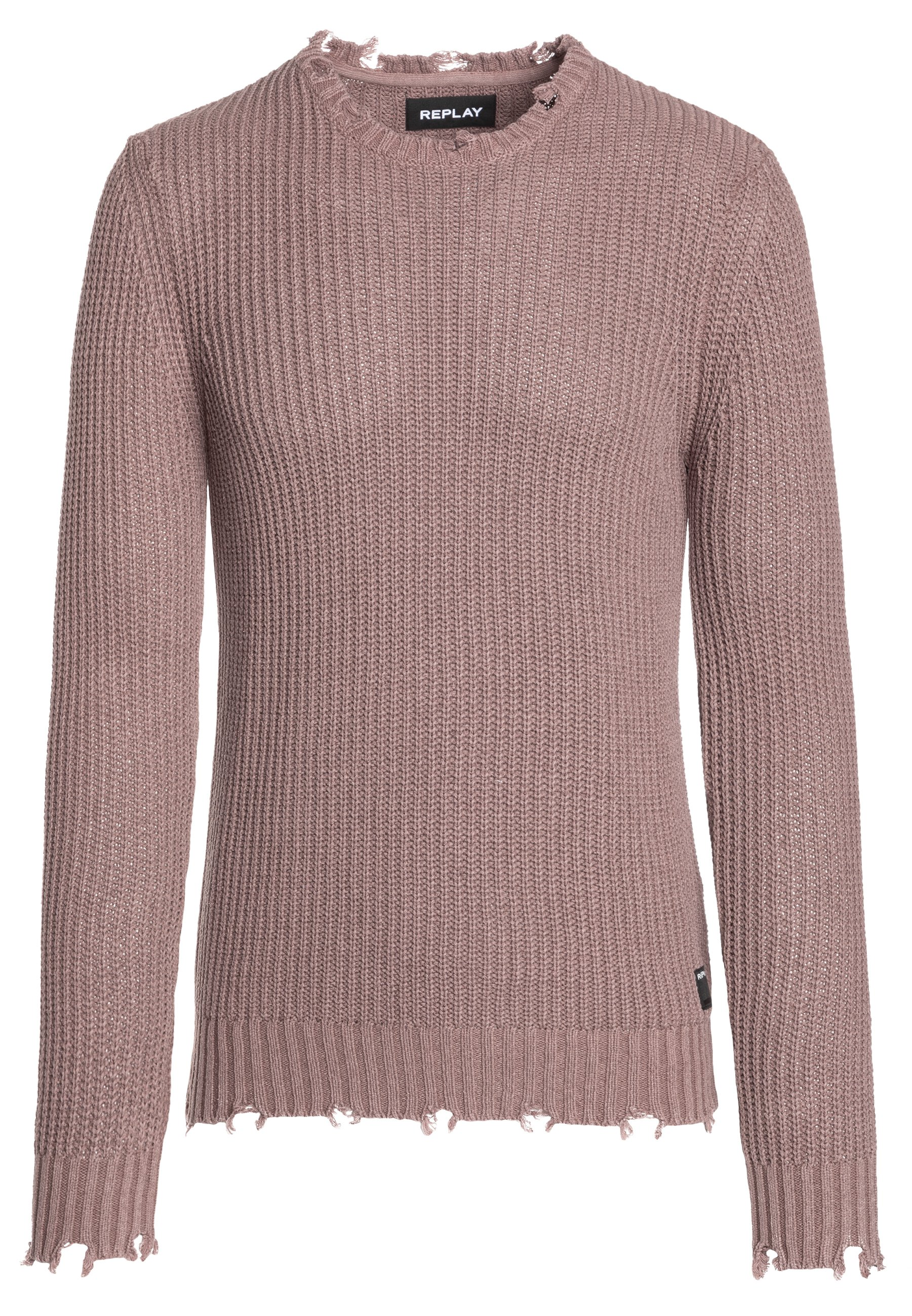 Replay Pullover - clay
