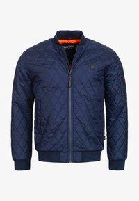 INDICODE JEANS - NOVAK - Light jacket - navy - 9