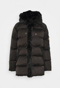 MAVIS  - Zimní kabát - black