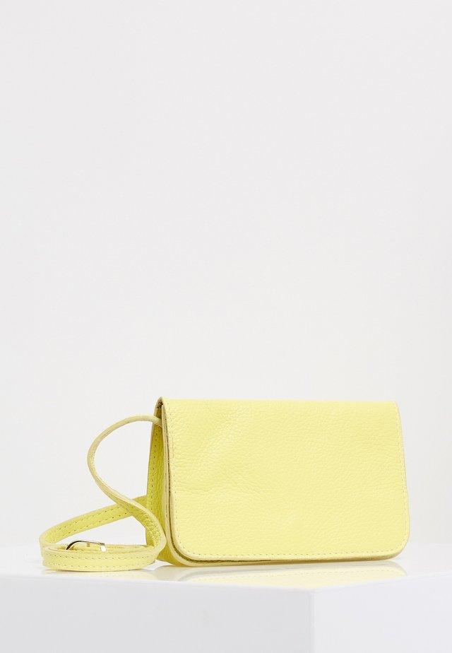 Schoudertas - lemon