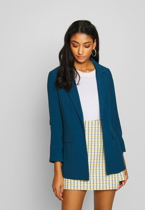 ONLKAYLA RUNA LIFE SOLID  - Krátký kabát - insignia blue