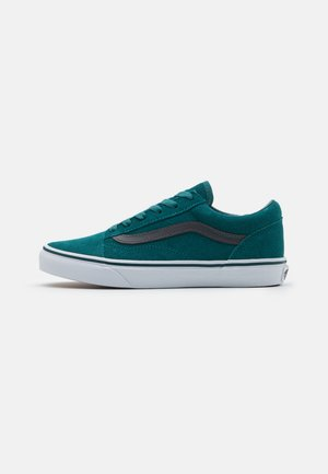 OLD SKOOL UNISEX - Trainers - shaded spruce/asphalt