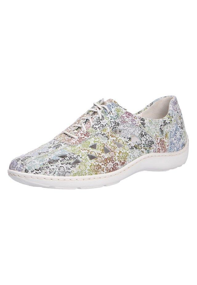 HENNI - Sneakers laag - weiß