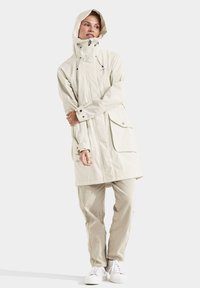 Didriksons - Parka - shell white - 1