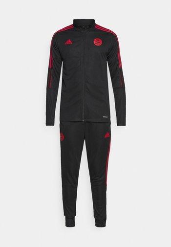 FC BAYERN MÜNCHEN SUIT - Klubové oblečení - black