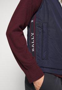 Bally - Waistcoat - dark blue - 5