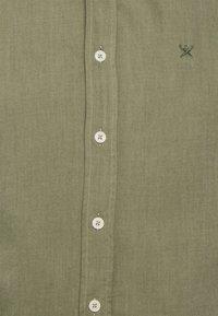 Hackett London - MULTI TRIM - Shirt - olive - 2