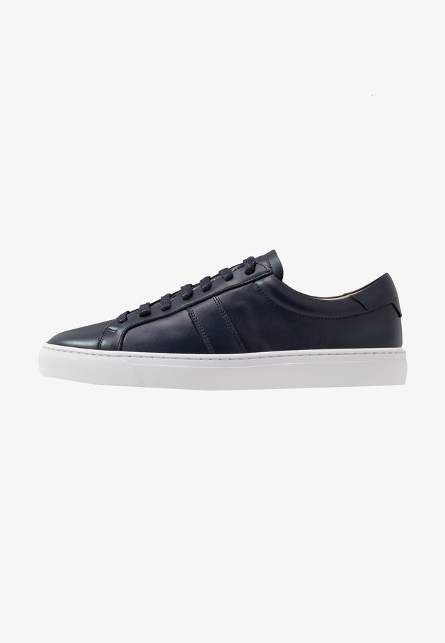 BLANK FLAT - Trainers - navy