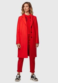 BOSS - SACHINI - Trousers - red - 1