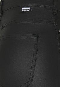 Dr.Denim Tall - MOXY - Jeans Skinny Fit - black metal - 5