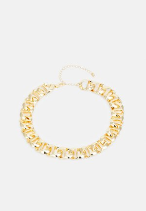 PCSOLVEJ NECKLACE - Smykke - gold-coloured