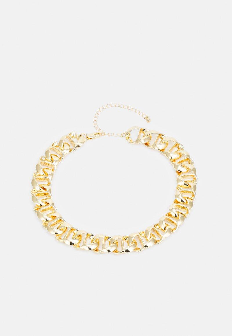 Pieces - PCSOLVEJ NECKLACE - Smykke - gold-coloured